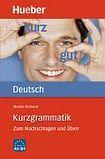 Hueber Verlag Kurzgrammatik Deutsch cena od 246 Kč