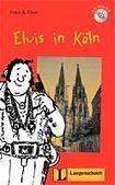 Langenscheidt Leichte Lektüre Stufe 1 Elvis in Köln Buch mit Mini CD cena od 149 Kč