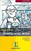 Langenscheidt Lektüre Stufe 1 Detektiv wider Willen cena od 159 Kč