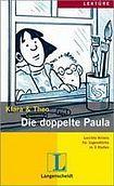 Langenscheidt Lektüre Stufe 3 Die doppelte Paula cena od 129 Kč