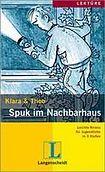 Langenscheidt Lektüre Stufe 3 Spuk im Nachbarhaus cena od 156 Kč