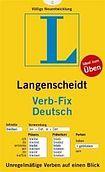 Langenscheidt Verb-Fix Deutsch cena od 55 Kč