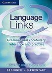 Cambridge University Press Language Links Beg/Elem Book with answers cena od 610 Kč