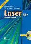 Macmillan Laser A1+ (new edition) Student´s Book + CD-ROM cena od 399 Kč
