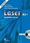 Macmillan Laser A1+ (new edition) Workbook with key + CD cena od 236 Kč