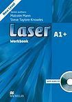 Macmillan Laser A1+ (new edition) Workbook without key + CD cena od 236 Kč