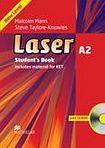 Macmillan Laser A2 (new edition) Student´s Book + CD-ROM cena od 382 Kč