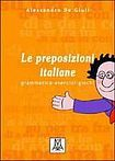 ALMA Edizioni LE PREPOSIZIONI ITALIANE cena od 349 Kč