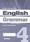 LEARN a PRACTISE ENGLISH GRAMMAR 4 TEST BOOKLET cena od 154 Kč