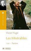 Hachette Lecture Facile A2 LES MISÉRABLES - Tome 1 - Fantine cena od 143 Kč