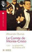 Hachette Lecture Facile B1 Le comte de Monte Cristo Tome 1 cena od 145 Kč