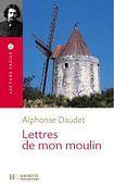 Hachette Lecture Facile B1 Les lettres de mon moulin cena od 143 Kč