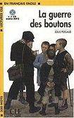 CLE International LECTURES CLE EN FRANCAIS FACILE NIVEAU 1: LA GUERRE DES BOUTONS + CD MP3 cena od 196 Kč