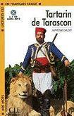 CLE International LECTURES CLE EN FRANCAIS FACILE NIVEAU 1: TARTARIN DE TARASCON + CD MP3 cena od 190 Kč