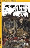 CLE International LECTURES CLE EN FRANCAIS FACILE NIVEAU 1: VOYAGE AU CENTRE DE LA TERRE + CD MP3 cena od 79 Kč