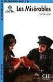 CLE International LECTURES CLE EN FRANCAIS FACILE NIVEAU 2: LES MISERABLES + CD MP3 cena od 196 Kč