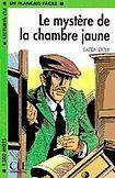 CLE International LECTURES CLE EN FRANCAIS FACILE NIVEAU 3: LE MYSTERE DE LA CHAMBRE JAUNE cena od 63 Kč