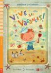 Lectures ELI Poussin 1 VIVE LES VACANCES! + CD cena od 116 Kč