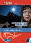 Hueber Verlag Lektüren für Jugendliche A2: Das Geheimnis der Statue, Paket cena od 168 Kč
