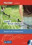 Hueber Verlag Lektüren für Jugendliche A2: Lea? Nein danke!, Leseheft cena od 127 Kč