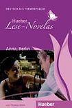 Hueber Verlag Lese-Novelas Anna. Berlin. Audio book cena od 172 Kč