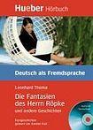Hueber Verlag Lesehefte DaF Die Fantasien des Herrn Röpke und andere Geschichten, Paket cena od 129 Kč