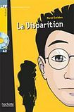 Hachette LFF A2 LA DISPARITION + CD Audio cena od 170 Kč
