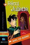 Hachette LFF A2 Rémi et Juliette + CD AUDIO cena od 192 Kč