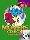 DELTA PUBLISHING Listen a Learn English Movers CD-ROM Pack cena od 703 Kč