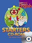 DELTA PUBLISHING Listen a Learn English Starters CD-ROM Pack cena od 678 Kč
