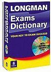 Longman Exams Dictionary Paperback with CD-ROM cena od 1159 Kč