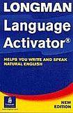 Longman Language Activator Paperback cena od 1266 Kč
