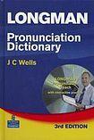 Longman Pronunciation Dictionary (3rd Edition) Paperback with CD-ROM cena od 1004 Kč