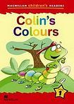 Macmillan Children´s Readers Level 1 Colin´s Colours cena od 140 Kč