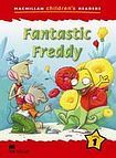 Macmillan Children´s Readers Level 1 Fantastic Freddy cena od 140 Kč