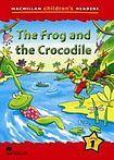 Macmillan Children´s Readers Level 1 The Frog And The Crocodile cena od 132 Kč