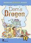 Macmillan Children´s Readers Level 2 Dom´s Dragon cena od 140 Kč
