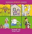 Macmillan Children´s Readers Level 3 a 4 Audio CD - B cena od 212 Kč