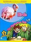 Macmillan Children´s Readers Level 3 Birds / The Mysterious Egg cena od 140 Kč