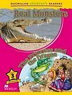 Macmillan Children´s Readers Level 3 Real Monsters / The Princess And The Dragon cena od 132 Kč