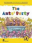 Macmillan Children´s Readers Level 3 The Ant´s Party cena od 140 Kč