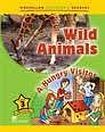 Macmillan Children´s Readers Level 3 Wild Animals / A Hungry Visitor cena od 132 Kč