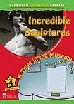 Macmillan Children´s Readers Level 4 Incredible Sculptures / A Thief in the Museum cena od 140 Kč