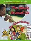 Macmillan Children´s Readers Level 4 The Music Around Us / The Talent Contest cena od 140 Kč