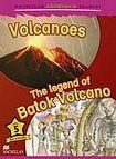 Macmillan Children´s Readers Level 5 Amazing Volcanoes / The Legend Of Batok Volcano cena od 140 Kč