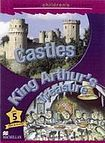 Macmillan Children´s Readers Level 5 Castles / King Arthur´s Treasure cena od 140 Kč