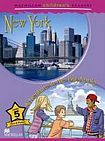 Macmillan Children´s Readers Level 5 New York / Adventure in the Big Apple cena od 140 Kč