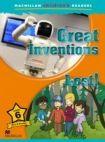 Macmillan Children´s Readers Level 6 Inventions / Lost cena od 140 Kč