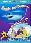 Macmillan Children´s Readers Level 6 Sharks And Dolphins / Dolphins Rescue cena od 140 Kč