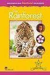 Macmillan Factual Readers Level 5+ Rainforest cena od 120 Kč